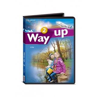 WAY UP 2 AUDIO CDs (4)