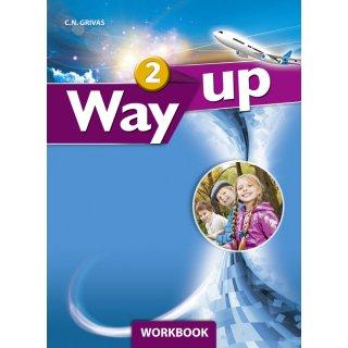 WAY UP 2 WORKBOOK & COMPANION STUDENT'S SET