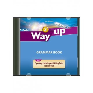 WAY UP 2 GRAMMAR AUDIO CD (1)