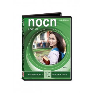NOCN C2 PREPARATION & PRACTICE TESTS AUDIO CDs (3)