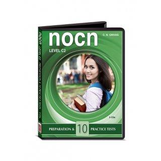 NOCN C2 PREPARATION & PRACTICE TESTS AUDIO CDs (3)