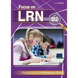 LRN B2 PREPARATION & PRACTICE TESTS STUDENT'S SET