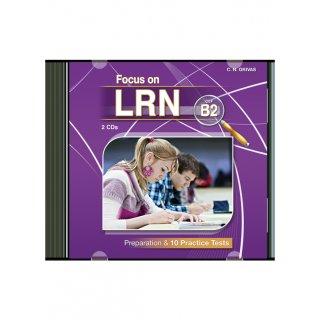 LRN B2 PREPARATION & PRACTICE TESTS AUDIO CD's (2)