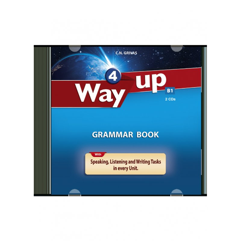 WAY UP 4 GRAMMAR AUDIO CDs (2)