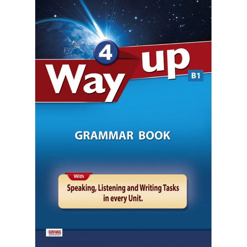 WAY UP 4 GRAMMAR STUDENT'S