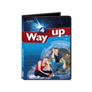 WAY UP 4 AUDIO CDs (6)