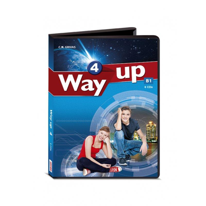 WAY UP 4 AUDIO CDs (6)