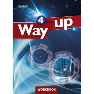 WAY UP 4 WORKBOOK & COMPANION STUDENT'S SET