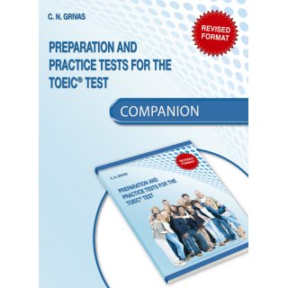 NEW TOEIC PREPARATION & PRACTICE TESTS COMPANION
