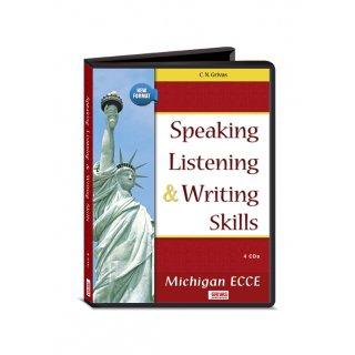 NEW FORMAT ECCE SKILLS: SPEAKING, LISTENING, WRITING AUDIO CDs (4)
