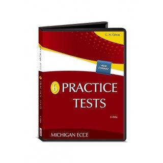 NEW FORMAT ECCE PRACTICE TESTS (6) AUDIO CDs (3)