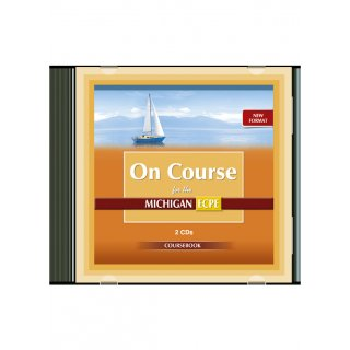 NEW FORMAT ON COURSE ECPE AUDIO CDs (2)