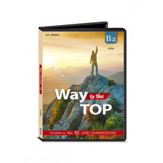 WAY TO THE TOP B2 AUDIO CDs (4)