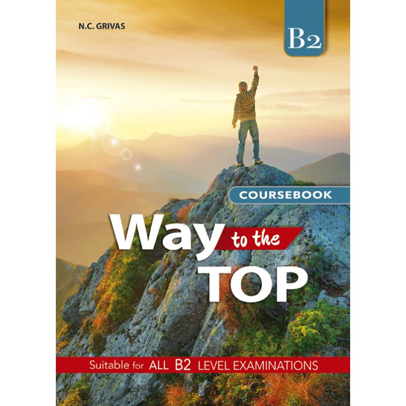WAY TO THE TOP B2 COURSEBOOK & WRITING TASK BOOKLET STUDENT'S SET
