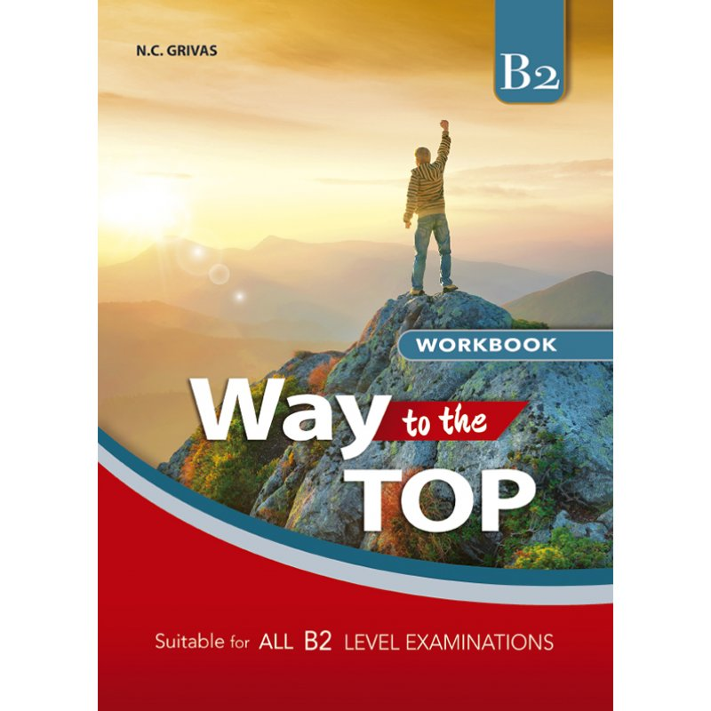WAY TO THE TOP B2 WORKBOOK & COMPANION STUDENT'S SET