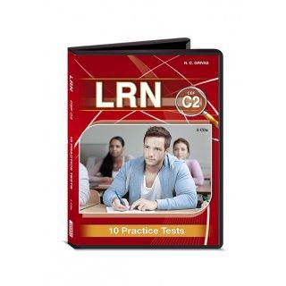 LRN C2 10 PRACTICE TESTS AUDIO CDs (5)
