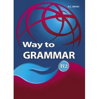 WAY TO GRAMMAR B2 STUDENT'S SET
