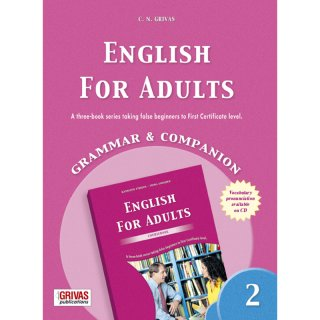 ENGLISH FOR ADULTS 2 GRAMMAR & COMPANION