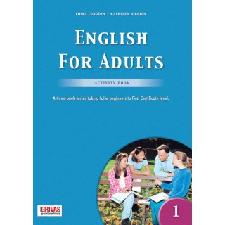 ENGLISH FOR ADULTS 1 ACTIVITY