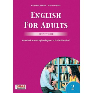 ENGLISH FOR ADULTS 2 ACTIVITY