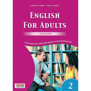 ENGLISH FOR ADULTS 2 COURSEBOOK