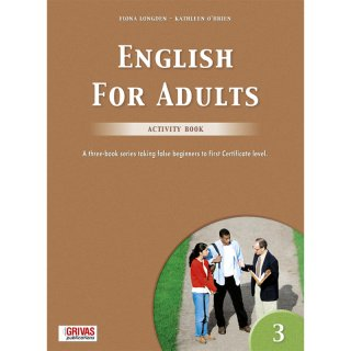 ENGLISH FOR ADULTS 3 ACTIVITY