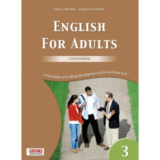 ENGLISH FOR ADULTS 3 COURSEBOOK