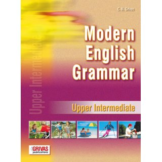MODERN ENGLISH GRAMMAR UPPER INTERMEDIATE STUDENT'S