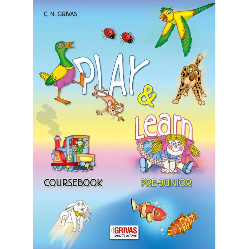PLAY & LEARN  PREJUNIOR PUPIL'S BOOK