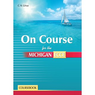ON COURSE ECCE COURSEBOOK & COMPANION STUDENT'S SET