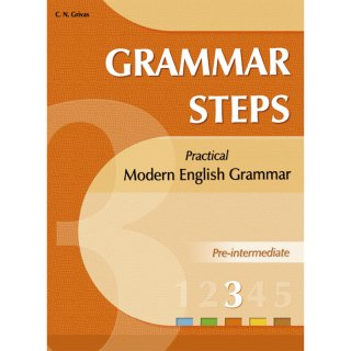 GRAMMAR STEPS 3 STUDENT'S