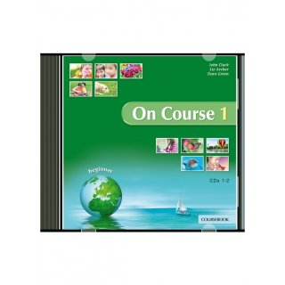 ON COURSE 1 AUDIO CDs (2)