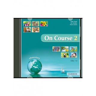 ON COURSE 2 AUDIO CDs (2)