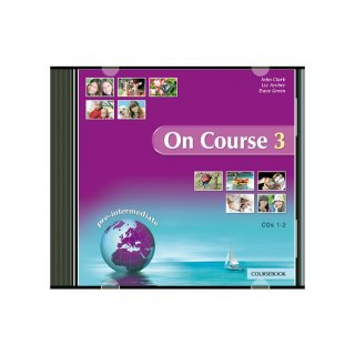 ON COURSE 3 AUDIO CDs (2)