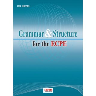 GRAMMAR & STRUCTURE ECPE STUDENT'S