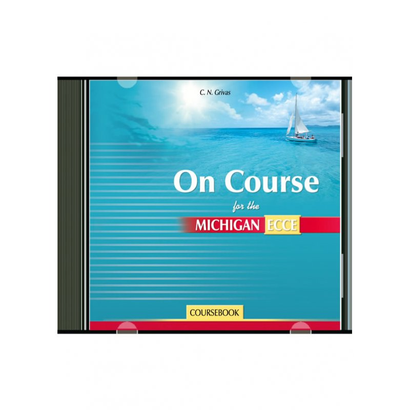ON COURSE ECCE AUDIO CD(1)