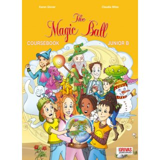 THE MAGIC BALL JUNIOR B' COURSEBOOK