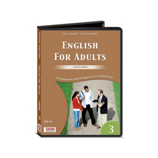 ENGLISH FOR ADULTS 3 COURSEBOOK AUDIO CDs (8)