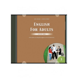 ENGLISH FOR ADULTS 3 ACTIVITY AUDIO CD (1)
