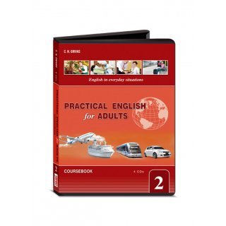 PRACTICAL ENGLISH FOR ADULTS 2 AUDIO CDs (4)