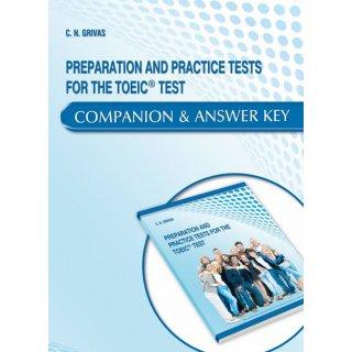 TOEIC PREPARATION & PRACTICE TESTS COMPANION & ANSWER KEY