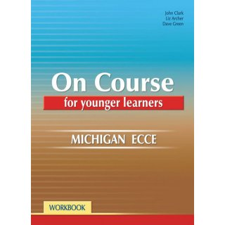 ON COURSE ECCE FOR YOUNGER LEARNERS WORKBOOK