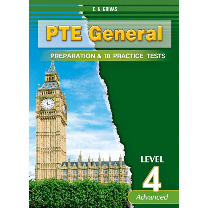 PTE 4 PREPARATION & PRACTICE TESTS STUDENT'S
