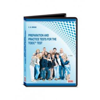 TOEIC PREPARATION & PRACTICE TESTS AUDIO CDs (4)