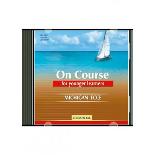 ON COURSE ECCE FOR YOUNGER LEARNERS AUDIO CD (1)