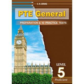 PTE 5 PREPARATION & PRACTICE TESTS STUDENT'S