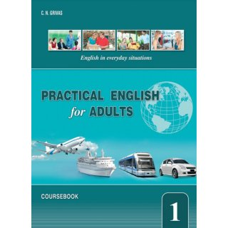 PRACTICAL ENGLISH FOR ADULTS 1 COURSEBOOK & PHRASE BOOK SB SET