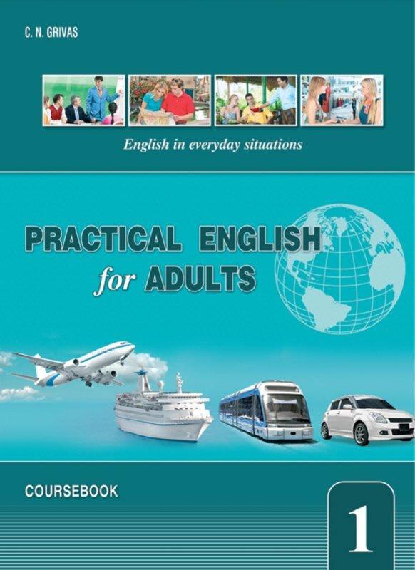 PRACTICAL ENGLISH FOR ADULTS 1 COURSEBOOK & PHRASE BOOK SB SET