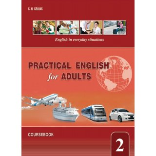 PRACTICAL ENGLISH FOR ADULTS 2 COURSEBOOK & PHRASEBOOK SB SET