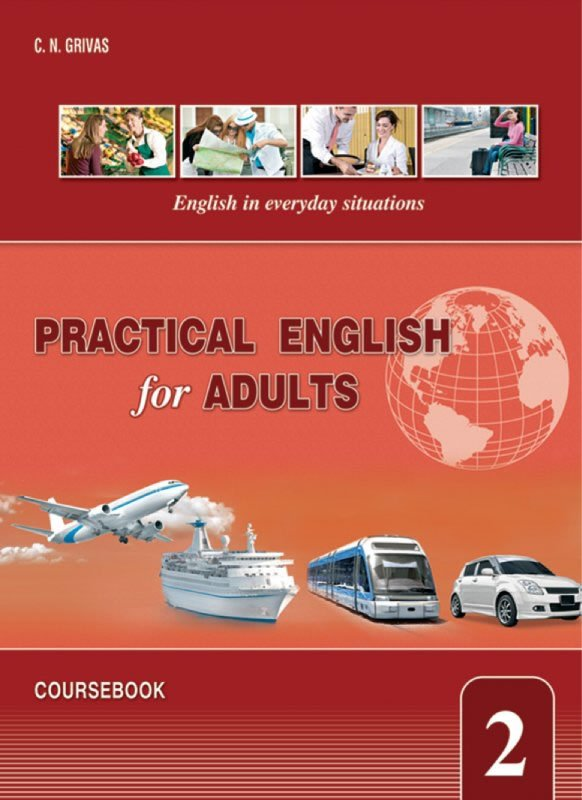 PRACTICAL ENGLISH FOR ADULTS 2 COURSEBOOK & PHRASE BOOK SB SET